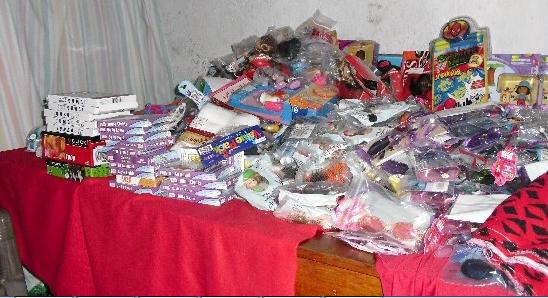 Method to madness on early Christmas prep