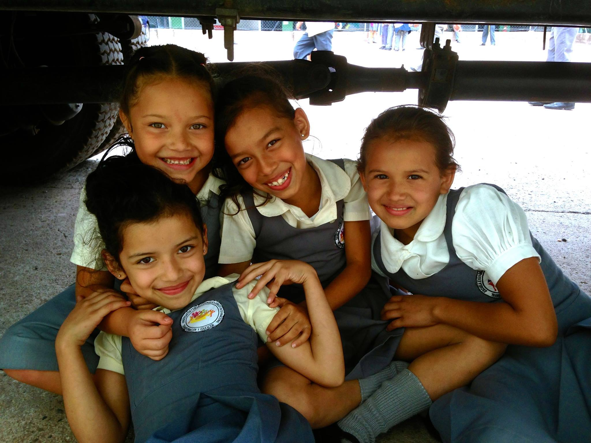 Parents get involved in education in Honduras