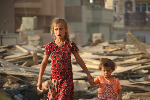 Syrian IDPs are forgotten, ignored