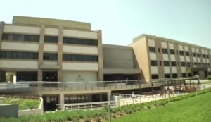 St. Luke's Hospital in Greece, a ministry of AMG International (Video  screen-shot from AMG International).