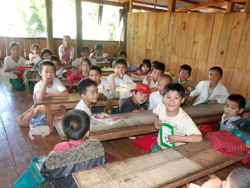 New school means new hope in Burma
