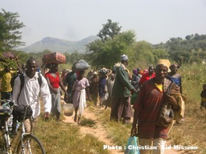 CAM_Nigerian IDPs flee Boko Haram attacks