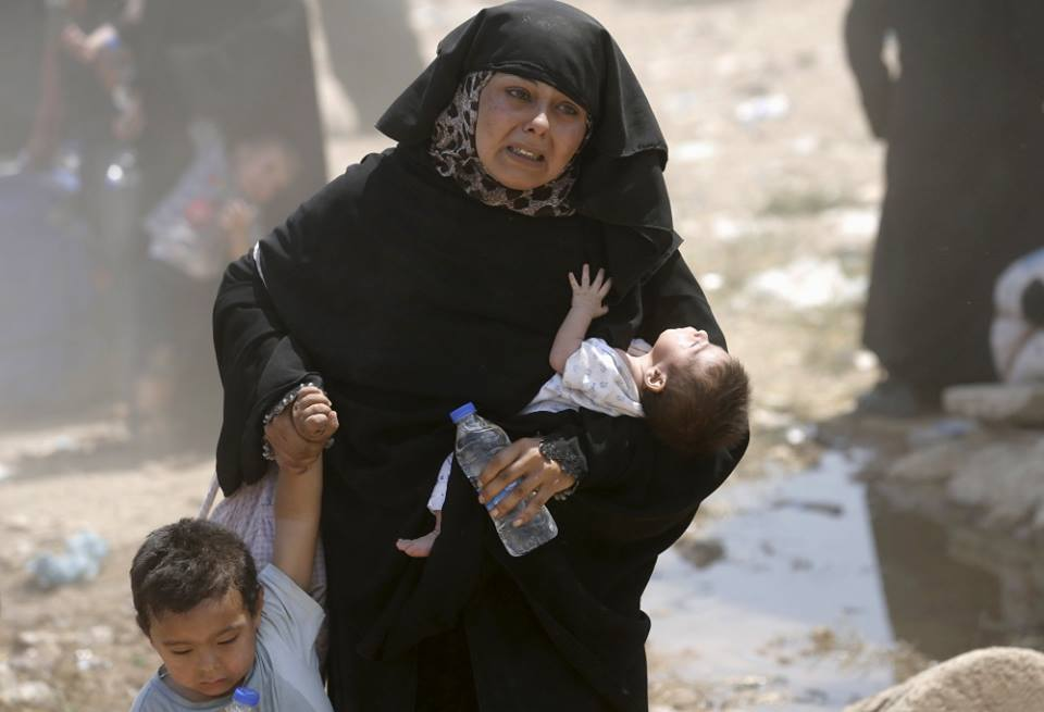 Seeing the refugee crisis in a new light