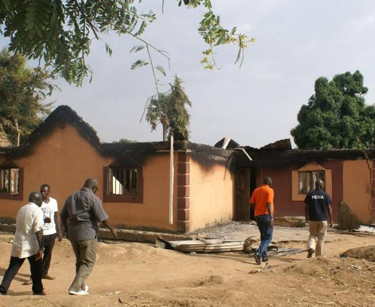 Suicide bomber attacks church in Nigeria