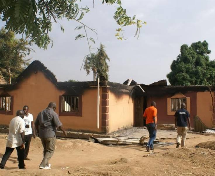 Suicide bomber attacks church in Nigeria