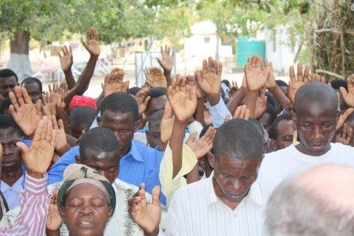 Gospel reaps harvest in rural Africa