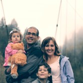 New Orphan Outreach executive director Rey Diaz and his family (Photo courtesy of Orphan Outreach)