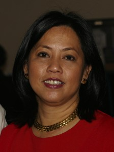 Rowena Mendoza (Photo courtesy Haggai0