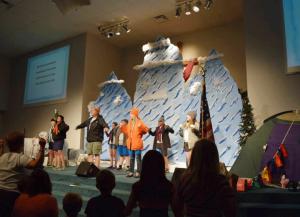 (Photo courtesy Baptist Global Response/Piner Baptist Church)