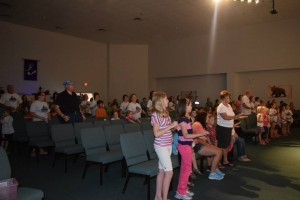 (Photo courtesy Piner Baptist Church)