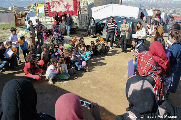 Expanding outreach to Lebanon's largely unreached Deaf