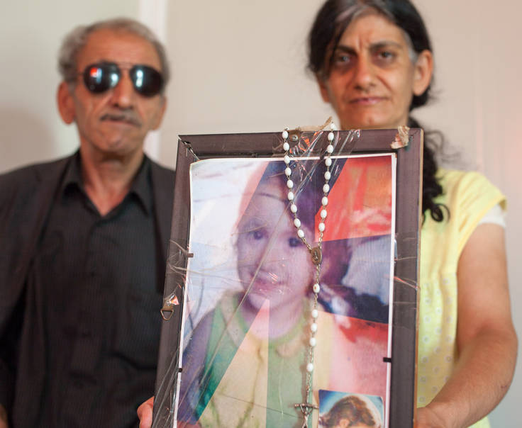 Girl still missing in Iraq, family prays for safe return
