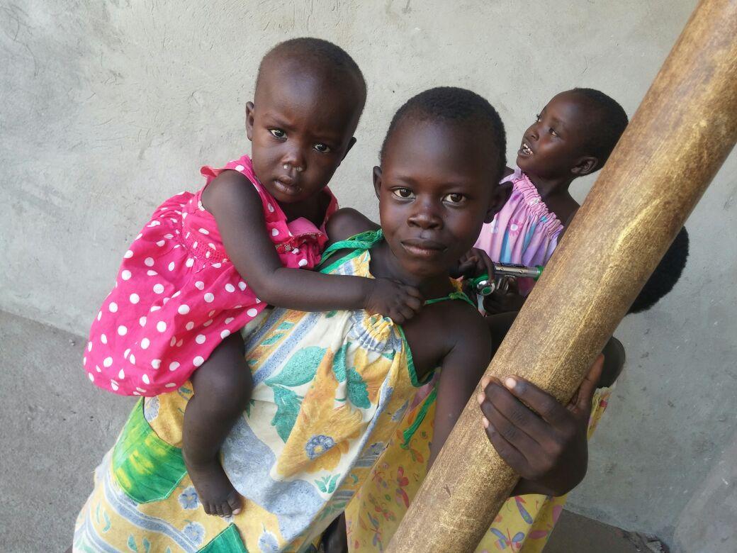 Finding joy in a war zone: South Sudan