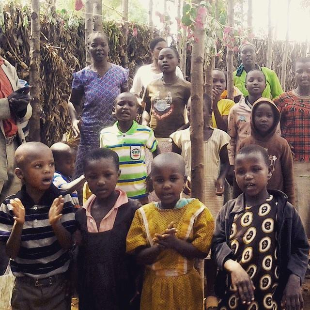 Planting seeds of the Gospel in Kenya