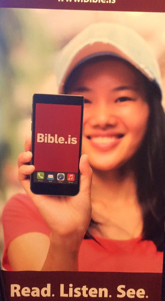 God speaks 7,000 languages