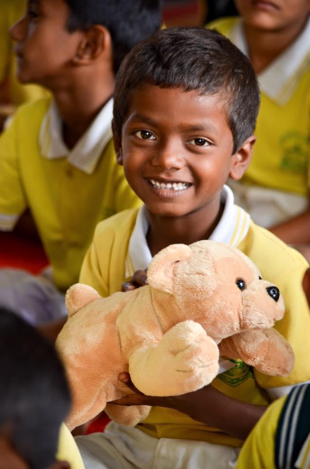 Furry friends give children eternal hope