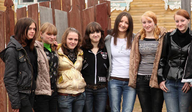 Young people in Russia find hope amidst darkness