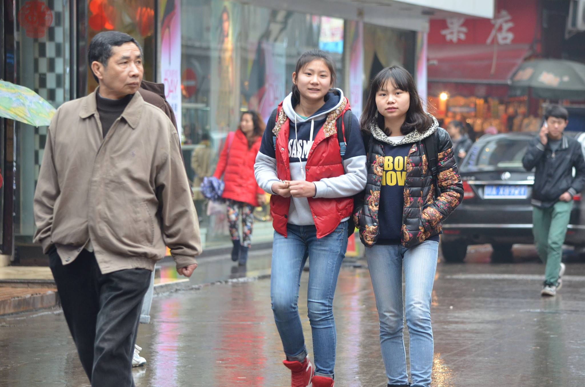 Church growth in China on the rise