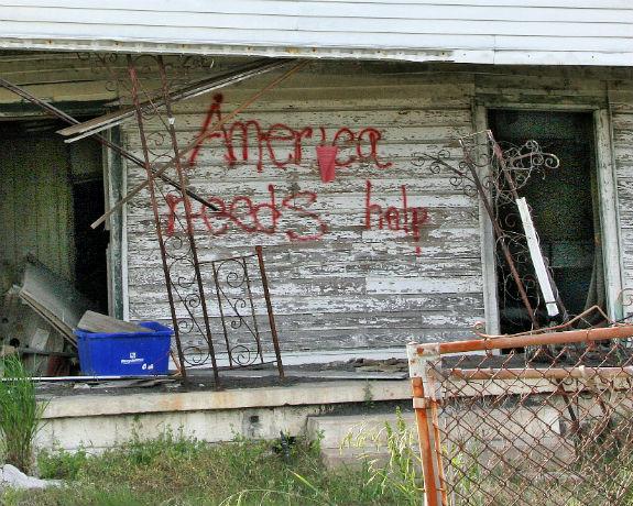 Redeeming Hurricane Katrina