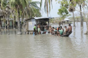 Bangladesh flooding