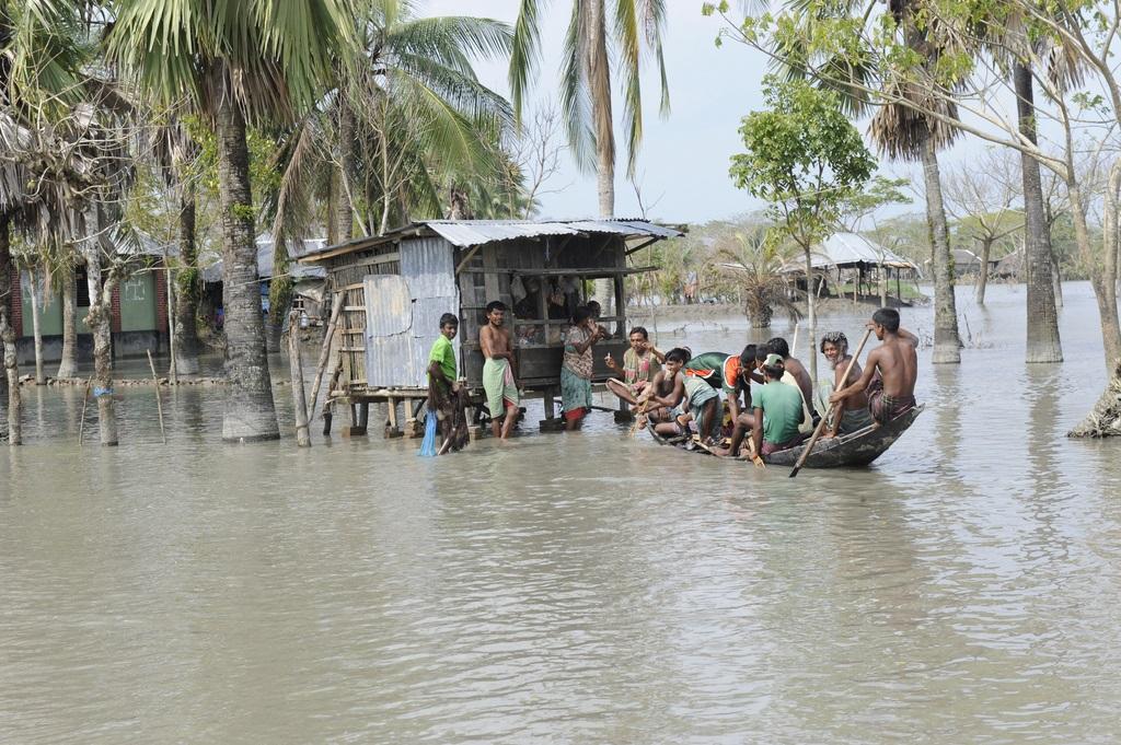Bangladesh flooding: crisis or opportunity?