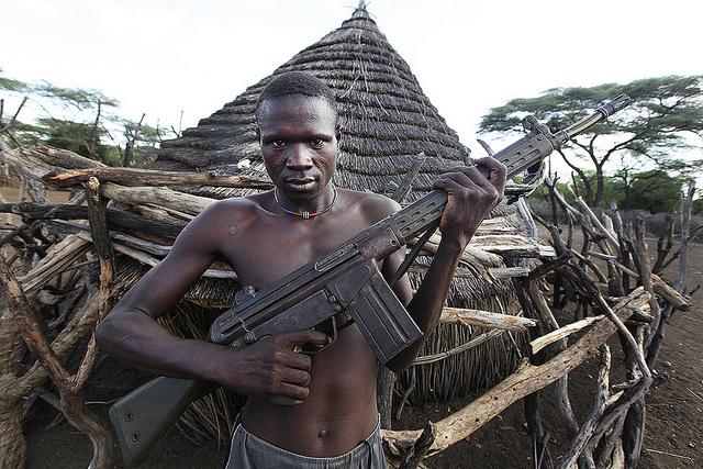 "UN warns of ""mass atrocities"" risk in South Sudan"