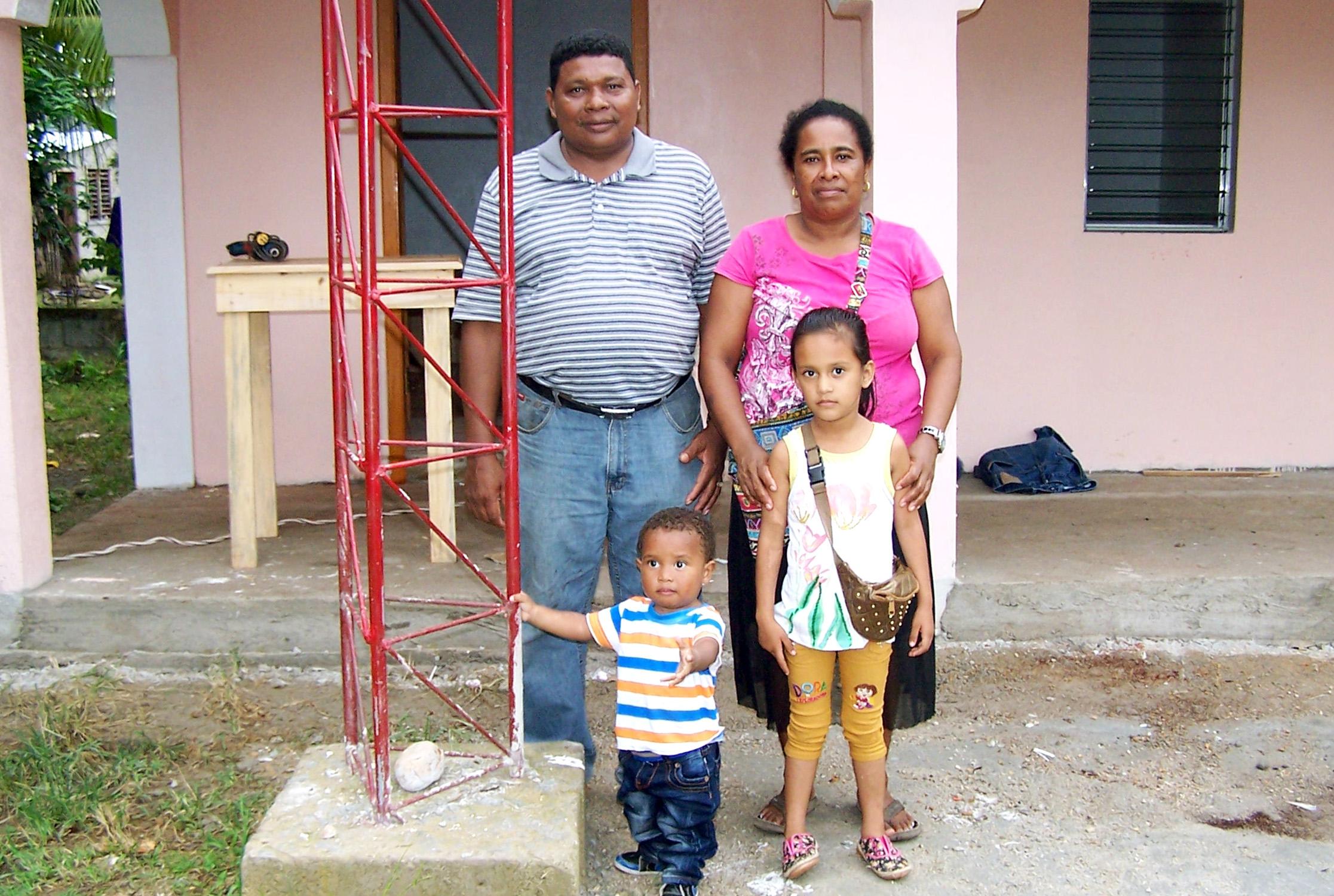 Radio station brings Christ to rural village