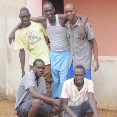 South Sudan's war victims find refuge, hope