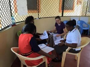 Counselor training in Kenya.  (Photo courtesy LIFE International via Facebook)
