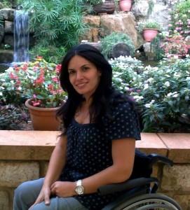Tania Nahas (Photo Courtesy SAT-7)