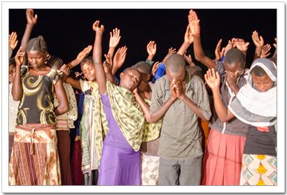Bringing light to dark tradition in Nigeria