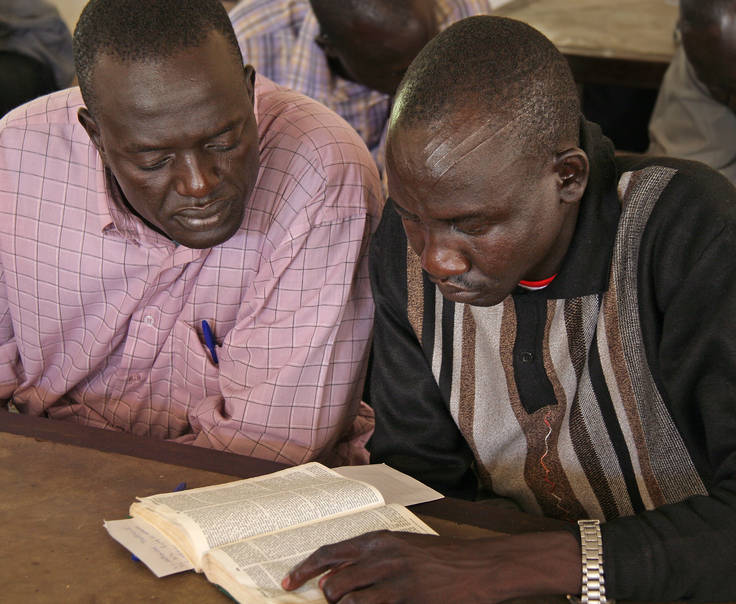 Sudanese pastors released, escaping the death penalty