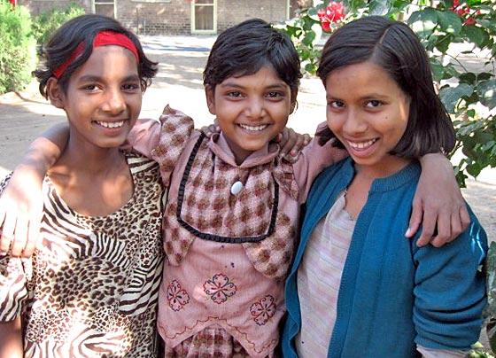 Bringing hope to children of prostitute women