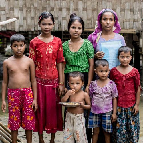 Dare to hope: a change in Myanmar