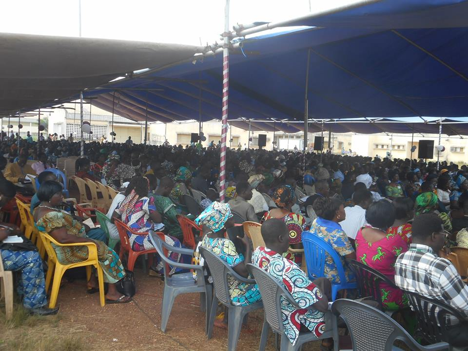 Life Matters team shares hope in Togo