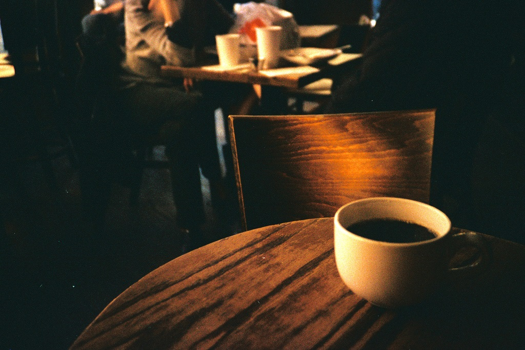 Coffee, Coffee, Coffee, and the Gospel