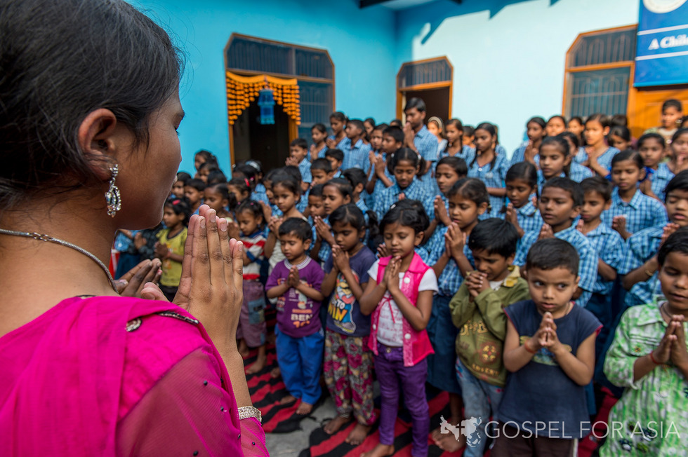 Nepalese Christians need your prayers
