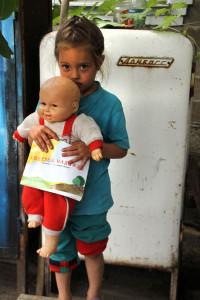 Keeping children's hope and faith burning bright