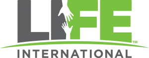 (Logo courtesy LIFE International)