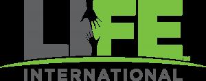 (Logo courtesy LIFE International)