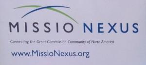 Missio Nexus sign