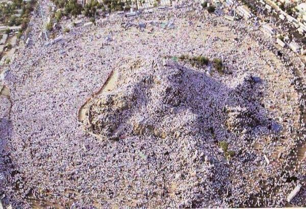 Cry Out for revival during Hajj