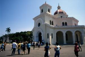 Church in La Habana, Cuba.  (Wikipedia)