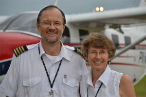 (Photo courtesy Mission Aviation Fellowship)