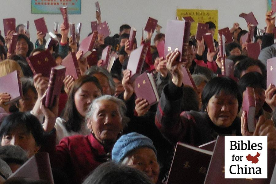 China needs more Bibles than expected