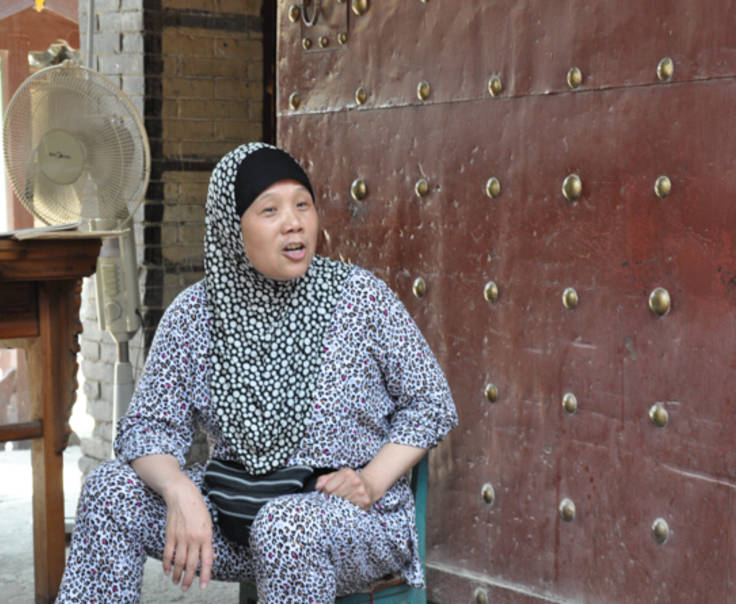 North Korean woman loses everything, gains much more