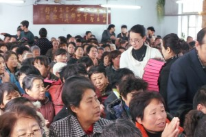 short-term mission trip_china