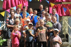 Camps meet special needs in Belarus