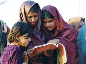 Young Christian women forced to convert to Islam