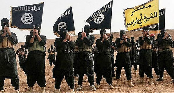 The Islamic State and the methods of terrorism